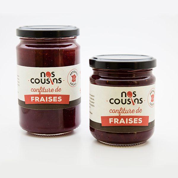 Tout en respectant les fruits, la conserverie nos cousins crée des recettes originales qui n'ont pas fini de vous surprendre .