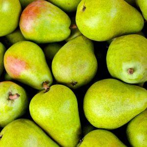 Confiture poires-vanille-pamplemousse