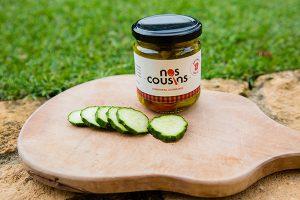 pickles de concombres croquants pour accompagner vos apéros