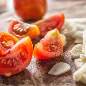 Sauce tomates napolitaine