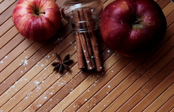 la compote de pommes cannelle est un vrai délice velouté
