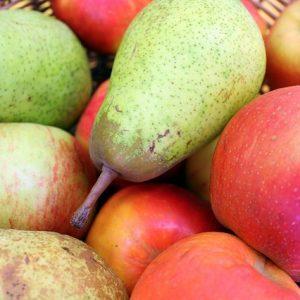 Velours pommes-poires